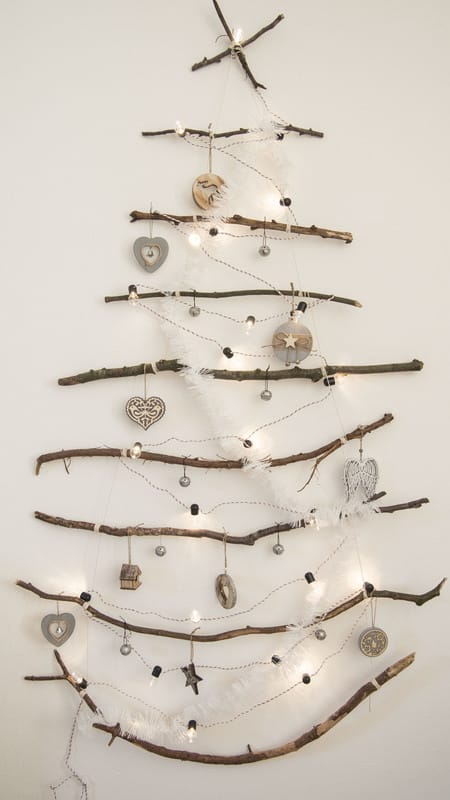 diy choinka christmastree